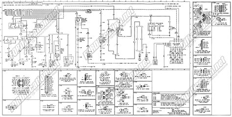 5 best images of 1979 ford truck wiring diagram 1973