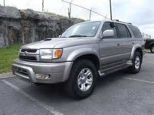 Ford Forerunner Sold 2002 Toyota 4runner Sr5 Sport 4x4 97k Cloth V 6 At