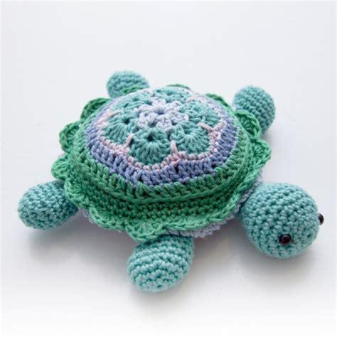pattern crochet turtle tina turtle free amigurumi pattern