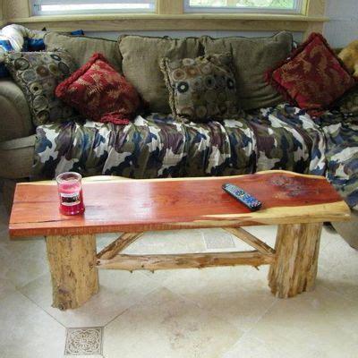 cedar log bench wood furniture pinterest cedar log bench cedar furniture pinterest log benches log coffee table and coffee tables