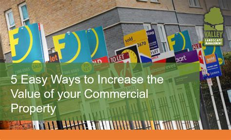 ways to increase home value 5 easy ways to increase the value of your commercial property