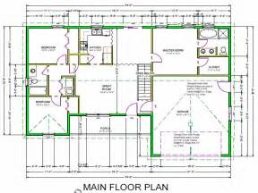 free architectural plans home ideas