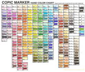 copic markers color chart free coloring pages of color chart copic