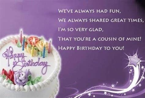 happy birthday quote  cousins pictures