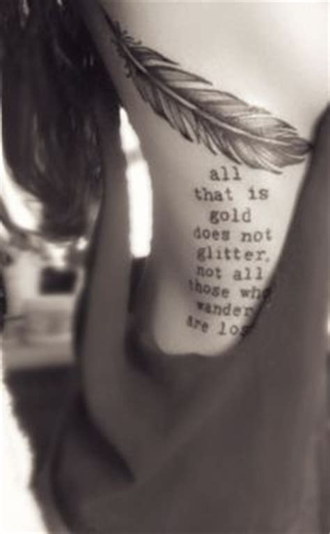 feather tattoo gang feather tattoos left rib quot kidnap the memories quot
