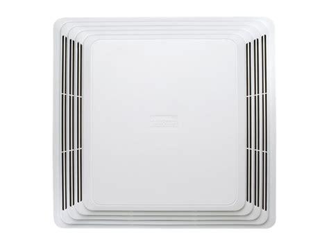 how to remove a broan bathroom fan cover broan 684 ceiling mount ventilation fan 80 cfm 2 5 sones