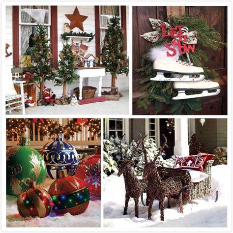 addobbi natalizi da giardino addobbi natalizi per esterno decorazioni per casa e