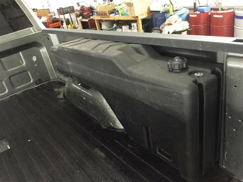 truck bed gas tank titan sidekick portable fuel tank free shipping