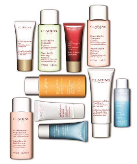 Clarins Makeup clarins summer travel free gift offer margaret balfour