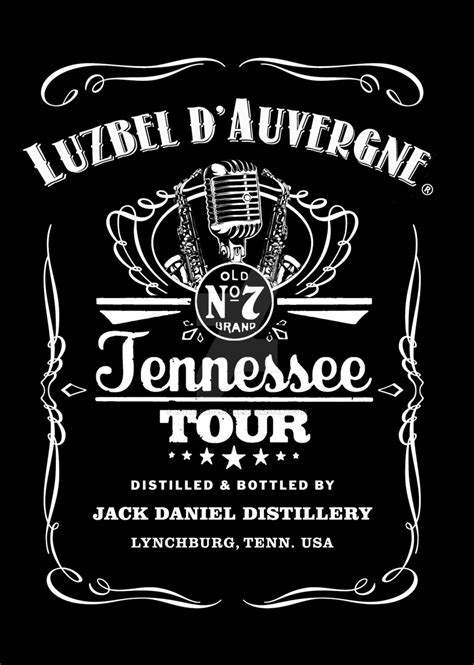 design jack daniels label my own jack daniel s label tee design by luzbeldauvergne