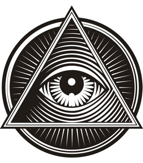 illuminati logo illuminatie sticker kopen sign styling oss