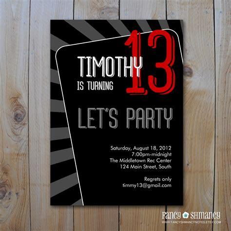 printable birthday cards 16 year olds birthday invitations for 16 year old boy alanarasbach com