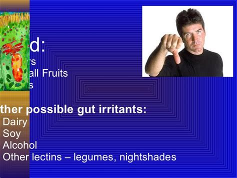 Undigested Grapes In Stool by Ahs Slides Drbg And Tim Gerstmar