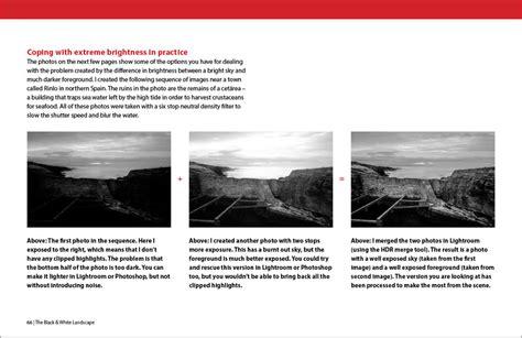epub landscape format the black white landscape ebook the creative photographer