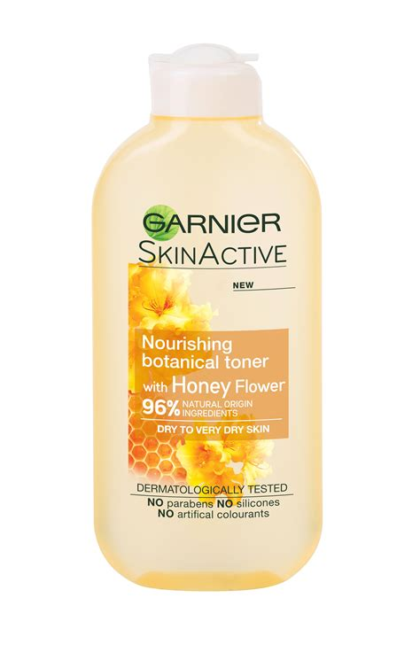 Toner Garnier garnier honey flower toner skin 200ml