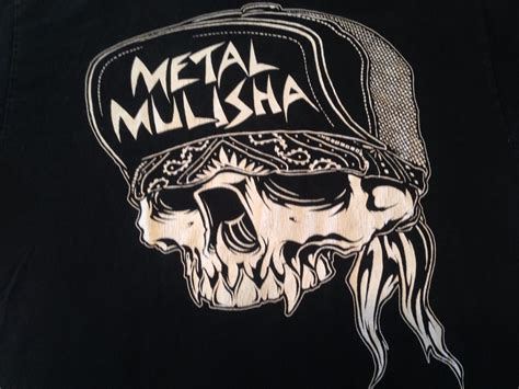 metal mulisha tattoo designs metal mulisha skull with bandana and cap t shirt