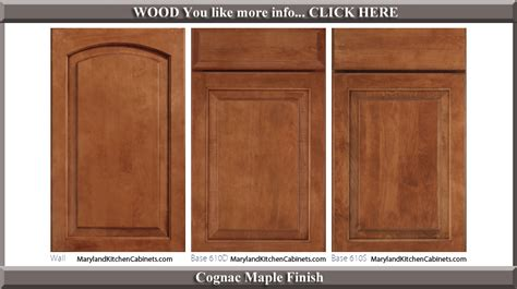 kitchen cabinet styles and finishes 611 maple cabinet door styles and finishes maryland