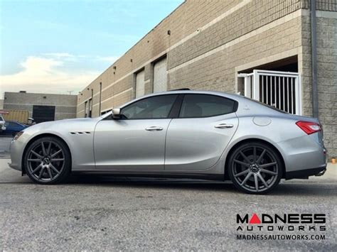 custom maserati ghibli maserati ghibli custom wheel options maserati forum
