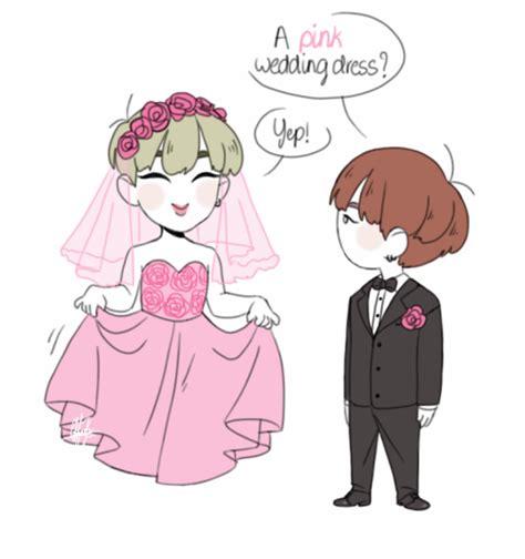 Wedding Dress Kpop by Kpop Wedding Dress