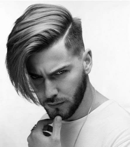 side sweep haircut boys top 10 long hairstyles for men in 2018 fantastic88