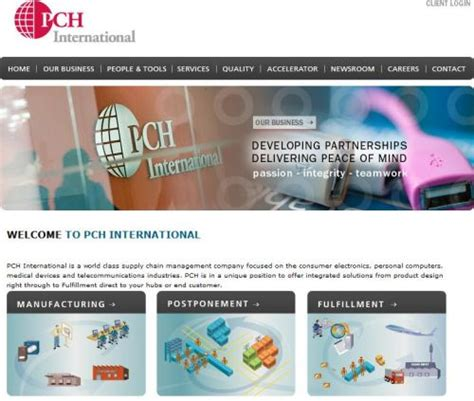 Pch International - irish firm pch international raises 30m in venture capital funding from asia us funds