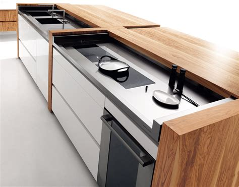 toncelli cucine olive wood kitchen with island essential wood by toncelli