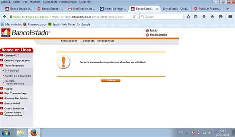 www bono marzo cuenta rut banco estado pesimo soporte transferencias cuenta rut