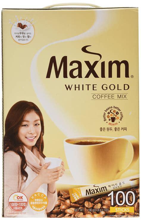 Maxim Korean Coffee maxim mocha gold korean instant coffee