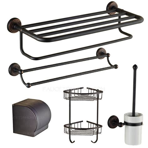rubbed bronze bathroom accessory sets bathroom accessory sets trendy all bath accessories