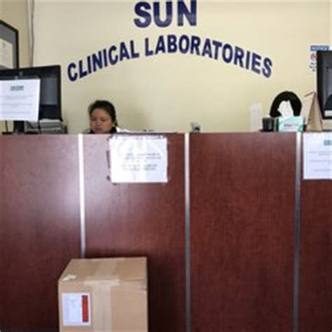 Sunlight Ls For Office by Sun Clinical Laboratories 20 Reviews Laboratory