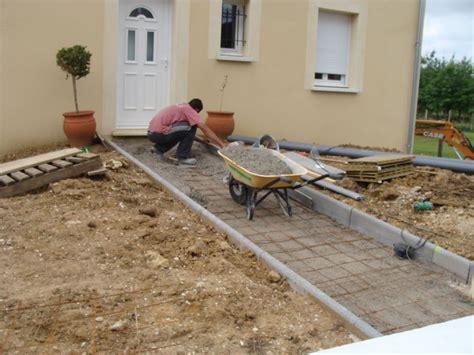 faire une dalle beton exterieur 4225 faire dalle beton exterieur id 233 es d 233 coration int 233 rieure