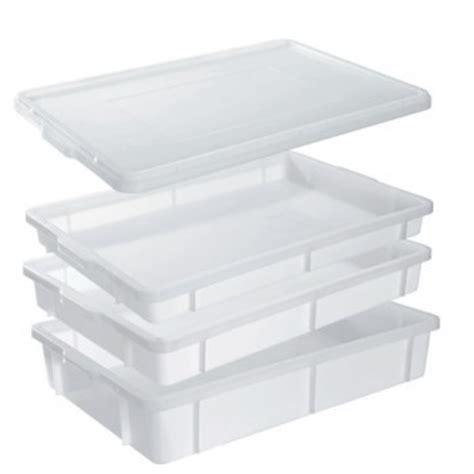 cassette plastica per alimenti cassetta transport sovrapponibile diverse dimensioni