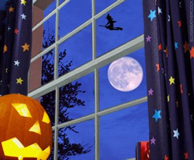 spooky halloween, witches, ghosts, skeletons, bats and