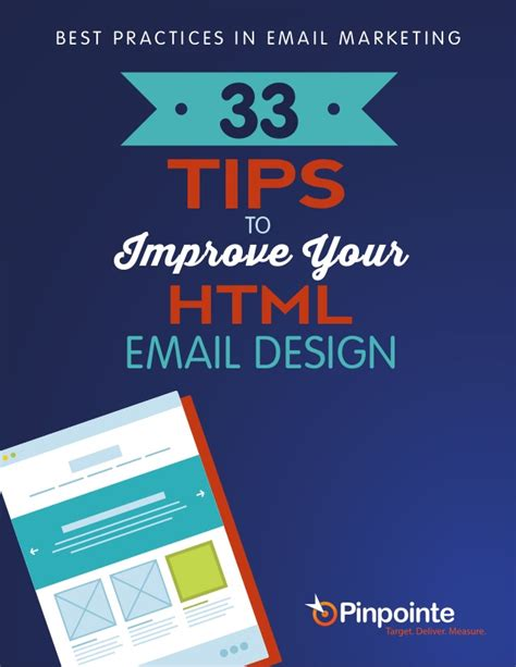 html email layout tips 33 quot must do quot tips to improve html email design
