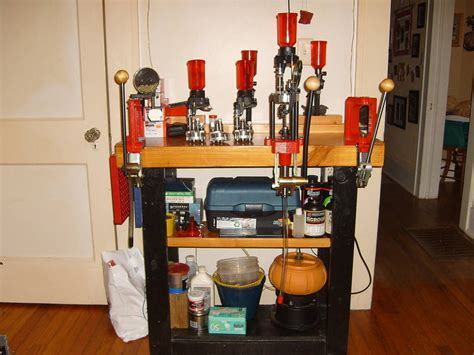 how to set up a reloading bench reloading room mega thread page 2 reloading 10mm ammo