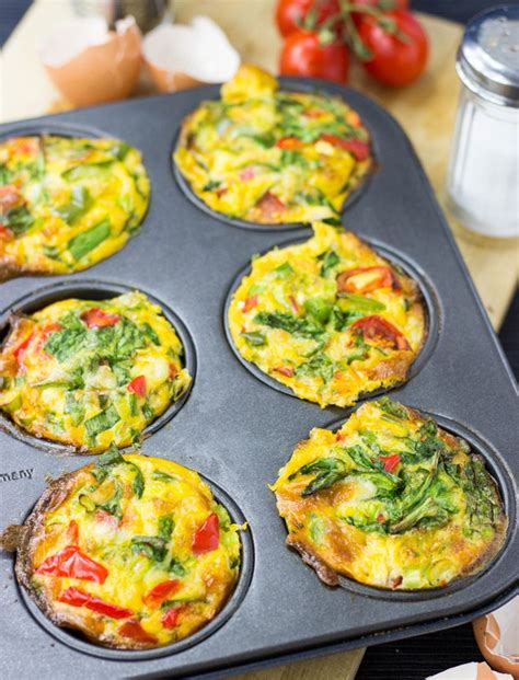 healthy fats eggs breakfast egg muffins healthy ready in 25 mins