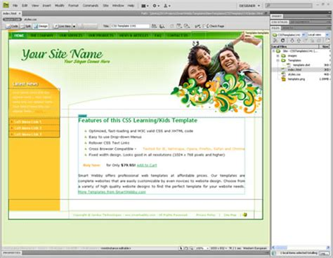contact us form template dreamweaver images