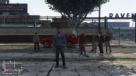 mod gta 5 gang all gangs for gang and turf mod gta5 mods com