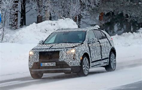 what is the smallest cadillac car spied cadillac xt4 to serve as brand s smallest suv