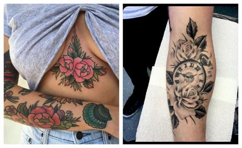 imagenes de tatuajes de rosas para mujeres tatuajes de rosas para hombres y mujeres historia y
