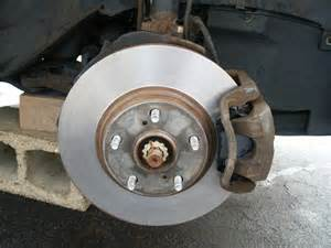 brake pads and rotors turned success clublexus