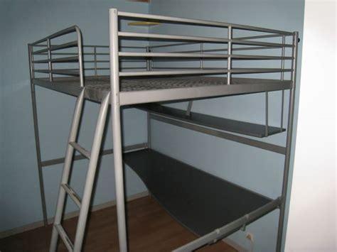 lit mezzanine 2 places bureau lit mezzanine 2 places bureau 233 tagere tablette clasf