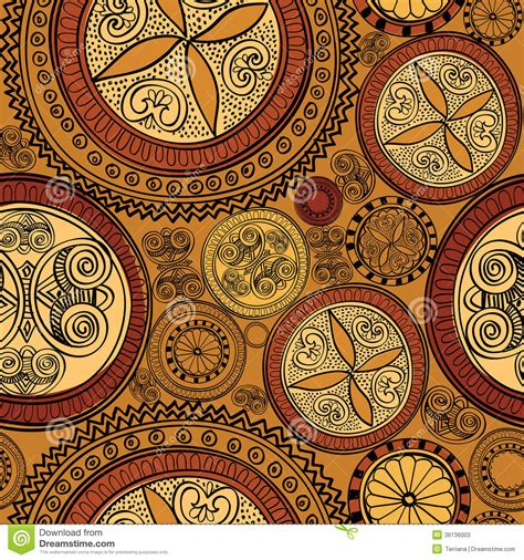 versace pattern image abstract ethnic seamless background floral line texture