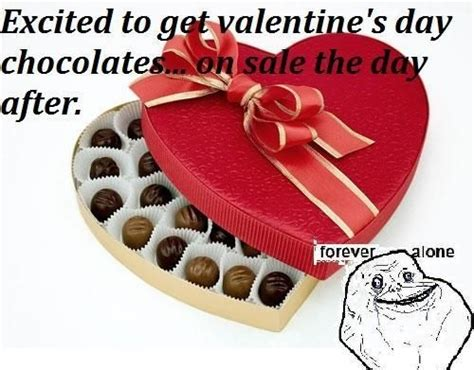 lonely valentines day forever alone valentines quote quote number 582899