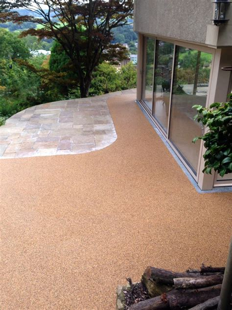 Paths And Patios by Dursley Cobbles And Resin Patio And Paths Greenwood