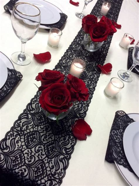 Tischdekoration Hochzeit Rot by Tischdekoration Hochzeit 88 Einzigartige Ideen F 252 R Ihr