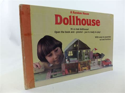 who wrote a doll house a randomhouse dollhouse written by saffren harry stock code 1710309 stella rose