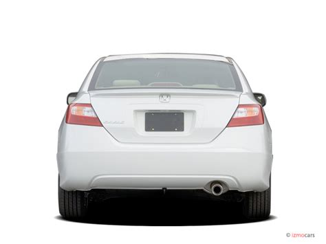 Visor Rr New Smoke image gallery 2006 civic rear