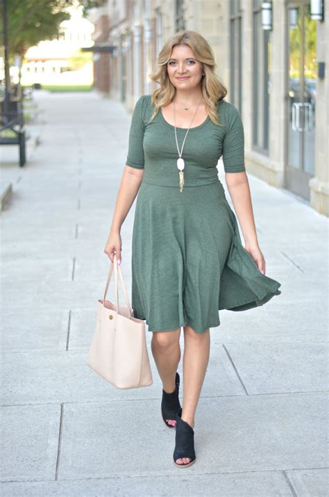 Nicoles Dress by Lularoe Dress For Fall Fizz And Frosting