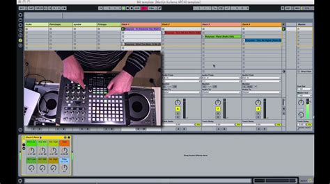 ableton dj template apc40 images templates design ideas